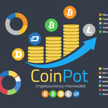 Get free bitcoin through 7 coinpot related sites