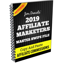 2019 Affiliate Marketing Master Swipe File